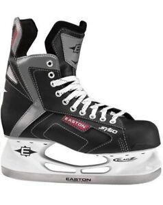 New Easton Synergy SY50 Sr ice hockey skate size 11D men's senior skates