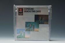 Minolta Creative Expansion Card - Exposure Bracketing
