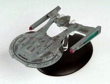 Akira Class Large Ed Eaglemoss Star Trek XL USS Thunderchild with Mag