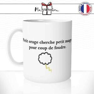 Étonnant Mug Amour Couple Humour - Tasse Personnalisée Originale - Idée OV-46