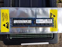 Dell 8GB 2Rx4 PC3L-10600R DDR3-1333MHz Server Memory ECC SNPP9RN2C/8G P9RNZ