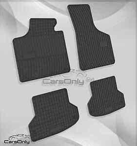 neu gummi fu matten audi a3 8p 2003 2013 gummimatten. Black Bedroom Furniture Sets. Home Design Ideas