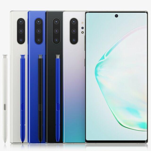 Samsung Galaxy Note10 SMN970U1 256GB GSM Unlocked Smartphone Open Box