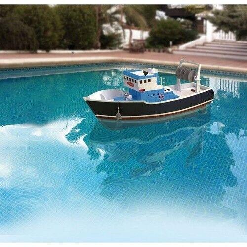 Artesania Latina Atlantis Fishing Trawler Suitable for RC - Easy Build Kit