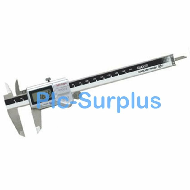 "1PC Mitutoyo 500-764-10, IP67 Digimatic Digital Caliper, 0 - 12""/300mm"