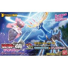 Pokemon X & Y Plastic Model / Plamo Figure Kit - Xerneas & Diancie