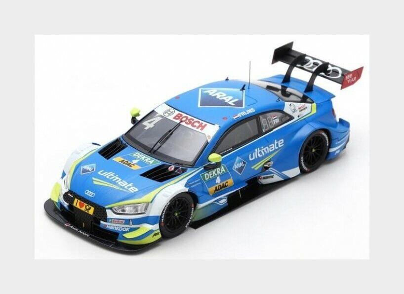 Audi A5 Rs5 Sport Abt Sportline  4 Season Dtm 2018 R.Frijns SPARK 1 43 SG436