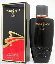 Maxim's de Paris pour Femme 100 ml EDP  Spray