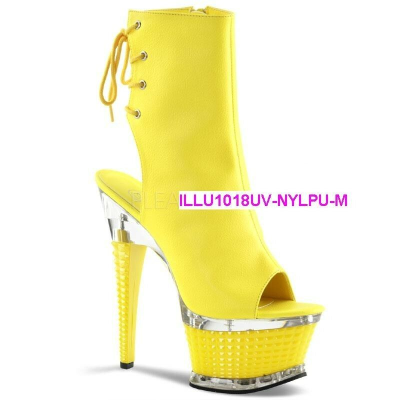 PLEASER ILLUSION-1018 1019 1012 Sexy 6 Ankle 1/2