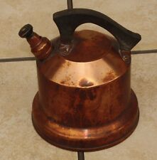 SOLID COPPER TEA KETTLE EARLY BLACK FRIDAY SALE
