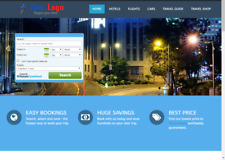 Compare Hotel Travel Website Free Installation Total Setup Free Hosting