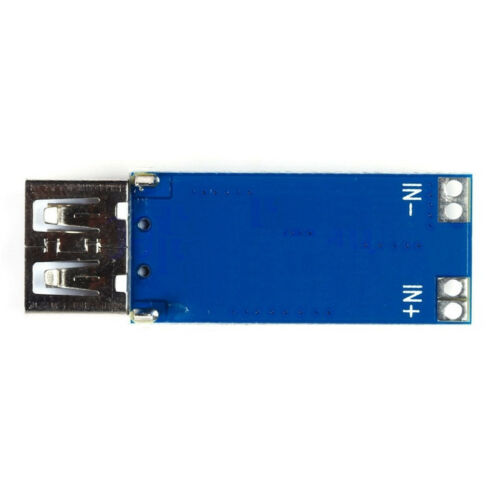 DC-DC 3V//3.3V//3.7V//4.2V to 5V USB 1A 2A Step Up Vehicle Power Charge Module L