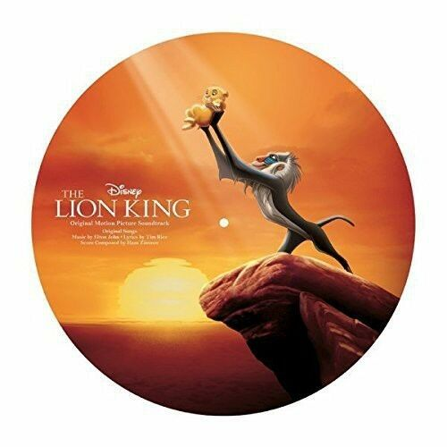 Lion King / O.S.T. - The Lion King (Original Soundtrack) [New Vinyl LP] Picture