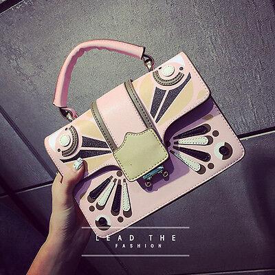 2017 New Women Butterfly Handbag Shoulder Bags Fashion Style Messenger Bags
