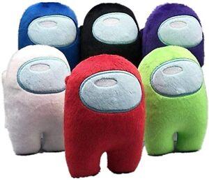 Soft Plush Among Us Plush Among Us Game Plush Toy Kawaii Stuffed Doll Plush Gift