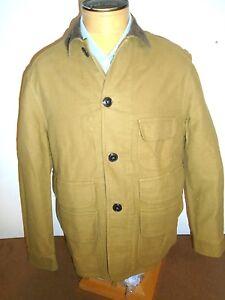 Pendleton-100-Cotton-Brownsville-Barn-Ranchers-Jacket-NWT-Medium-239-Camel-Tan