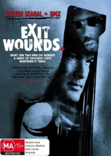 1 of 1 - Exit Wounds ( DVD )