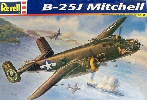 Revell Monogram 1 48 B-25J Mitchell