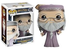 Funko - POP Movies: Harry Potter Action Figure - Dumbledore #15