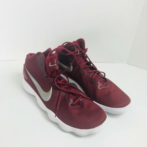 Nuevo 20 React Team Hyperdunk Red 2017 Nike Size FRarzqF