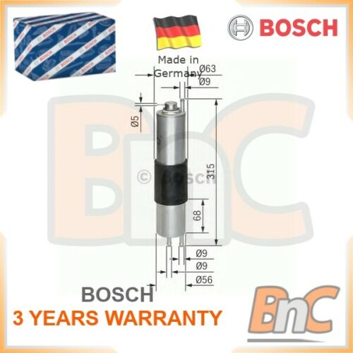 BOSCH FUEL FILTER BMW OEM 0450905952 13327512018