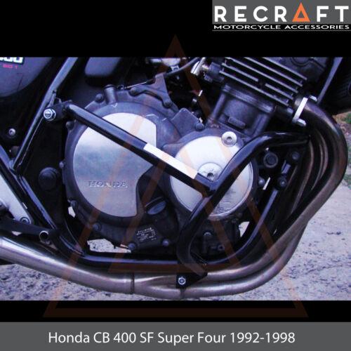 Honda CB 400 SF Super Four 1992-1998 Crash Bars Engine Guard Frame Protector