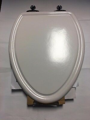 From American Standard Traditional Toilet Seat Chrome