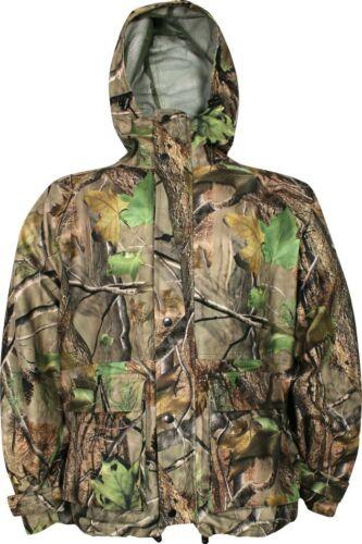 Jack Pyke rannock Giacca Evo Foresta Verde Mimetico Camouflage