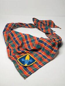 BSA-Cub-Scout-Webelos-Neckerchief-Excellent-Condition