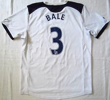 TOTTENHAM HOTSPURS 2010/2011 HOME FOOTBALL SHIRT JERSEY PUMA ENGLAND BALE #3