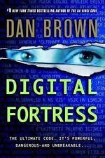 Digital Fortress: A Thriller, Dan Brown, 0312263120, Book, Acceptable