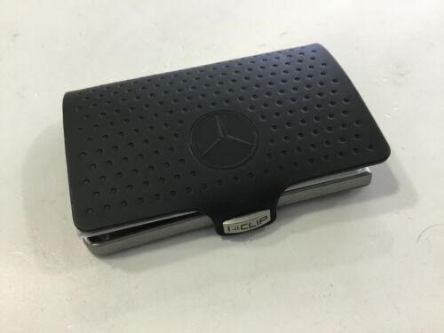 Wallet Mercedes The de I presentaci benz Tarjetas clip wIFnrB1IUq