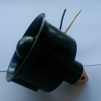 64mm Duct Fan 3500KV Brushless Motor for 4S Version Ducted Fan EDF Jet AirPlane