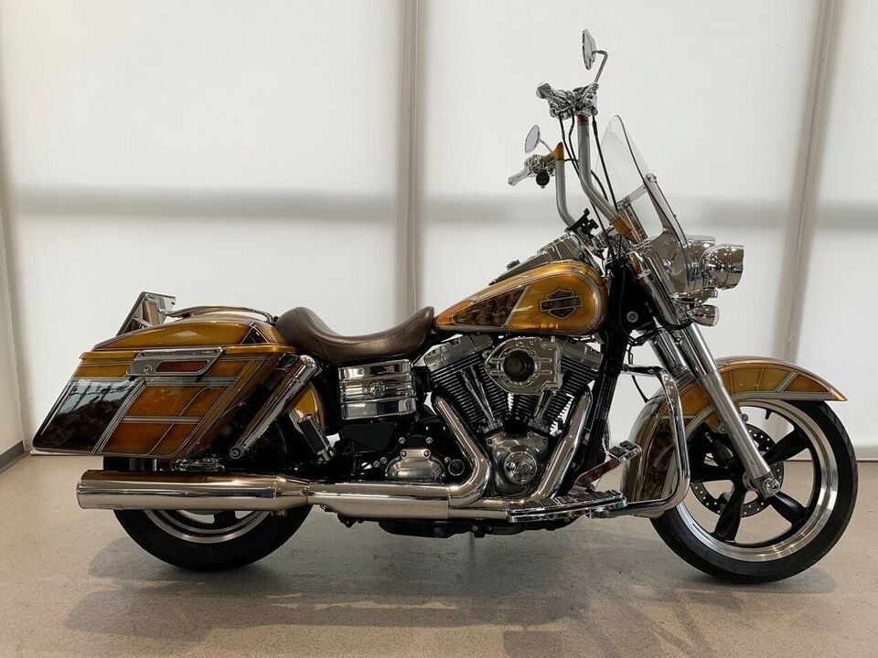 Harley-Davidson, FLD Switchback, ccm 1690