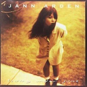 Jann-Arden-Living-Under-June-New-Vinyl-LP-Canada-Import