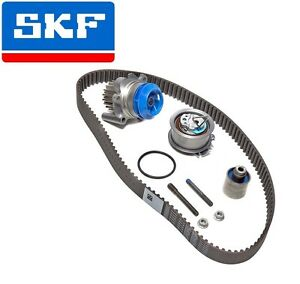 SKF-Kit-Correa-Dentada-Bomba-de-agua-VW-Bora-Caddy-Eos-Golf-2-0-1-9-TDI-Dentada-Set