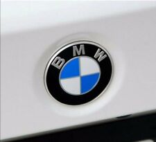 NEW Car Emblem Chrome Rear Badge Logo 74mm 2 Pins For BMW Hood/Trunk