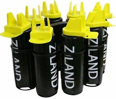 Marchio Di Tendenza 8 Flacone Squadra Bevande Sportive Acqua Carrier & Ibrido 8 Bottiglie,-