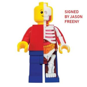 Signed-Jason-Freeny-Mighty-JAXX-Bigger-Micro-Anatomic-Junior-Edition-11-034-Art-Toy