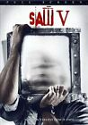 Saw V 0031398104698 With Julie BENZ DVD Region 1
