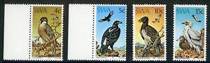 Suedwestafrika-MiNr-402-05-postfrisch-MNH-Voegel-Voeg3011