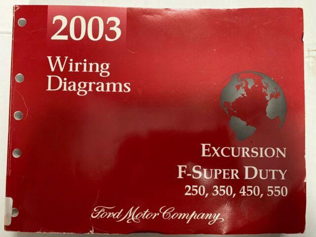 2003 Excursion F