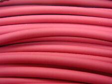 "3 feet 1/8"" RED 2:1 Ratio Flexible Polyolefin Heat Shrink Tubing USA MADE"