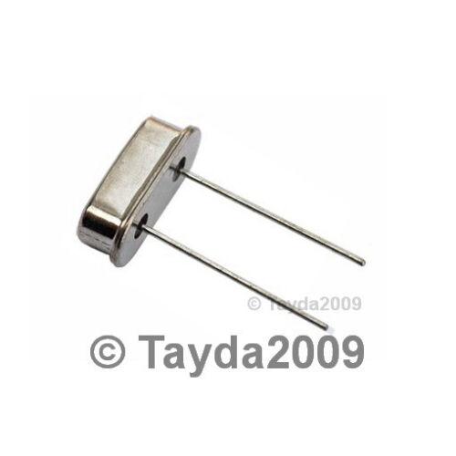 10 x 24.000 MHz 24 MHz Crystal HC-49//S Low Profile