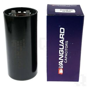 Details about Vanguard BC-216M-250 Electric Motor Start Capacitor, 216-259  µF, 220-250VAC