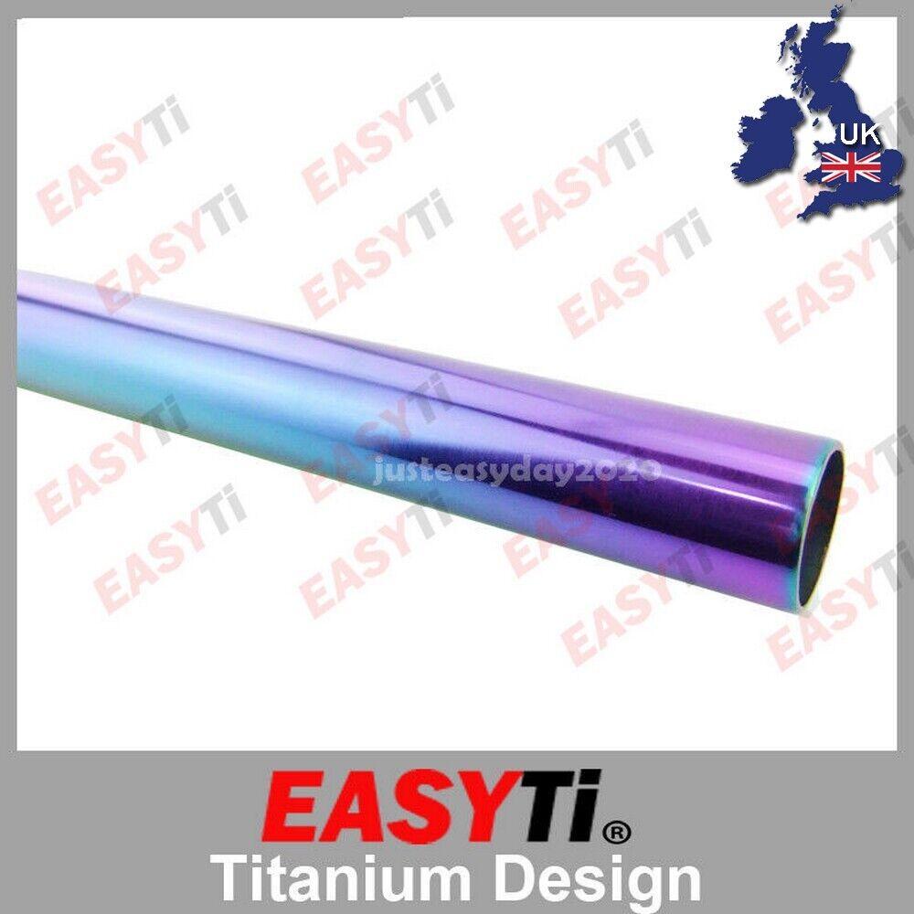 Easyti 31.8 mm TITANIO 15 mm RISER MANUBRIO PER MTB 580600620640660680mm
