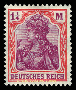 EBS-Germany-1920-Germania-1-Mark-Michel-151-MNH