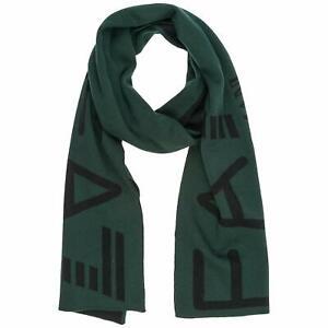 Emporio-Armani-EA7-sciarpa-uomo-verde-275894-01588-SCIARPA