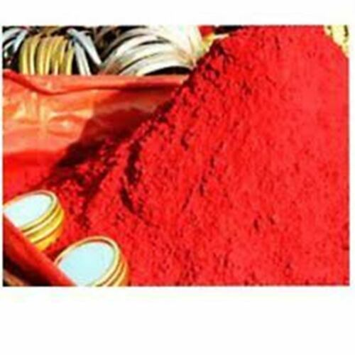 Red Tikka Sindoor Powder 100 gm Packed ** In Fine Quality Free Shipping