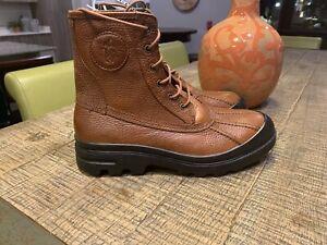 Polo Ralph Lauren Udel Men's Duck Boots